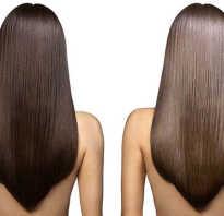 Какие существуют процедуры для волос