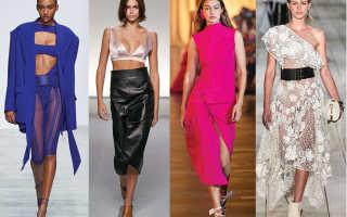 Что сейчас модно в Париже