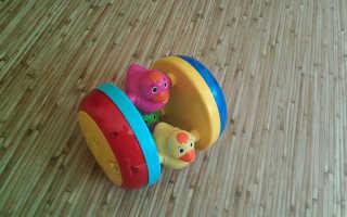 Какие игрушки нужны малышу в 8 месяцев