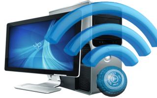 Как подключить пк к Wi Fi