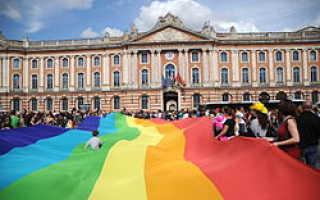 Как выглядит знак ЛГБТ