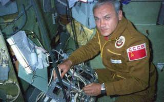 Открытие космонавта джанибекова