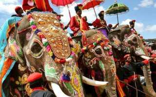 Какая культура в Индии