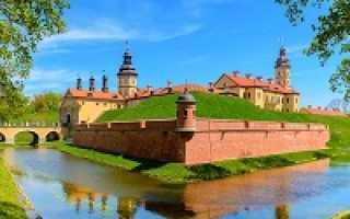 Какая зима в Белоруссии