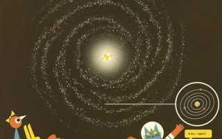 Как появился космос