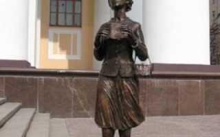 Какие есть памятники в Калуге