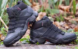 Какими должны быть зимние кроссовки