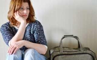 Что делать если муж выгоняет из дома