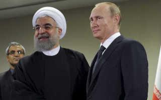Как Россия относится к происходящему в Иране