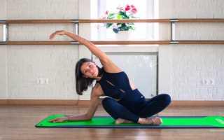 Какие упражнения можно делать перед сном
