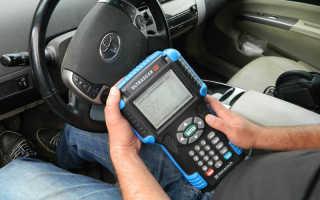 Как выбрать мультимарочный автосканер
