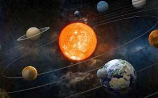 Почему солнце светит