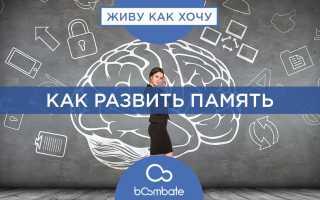 Как развивать память