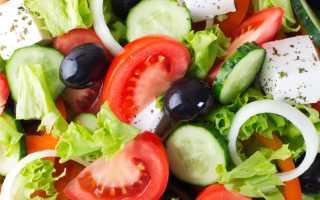 В какой стране был придуман греческий салат