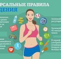 На сколько можно похудеть за один день