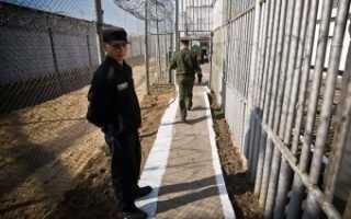 Что такое красная тюрьма