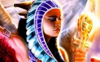 Кто такая богиня Изида