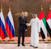 Нужна ли виза в эмираты