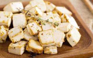 Из чего делают тофу