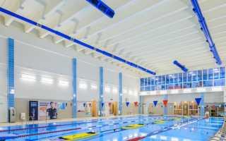 Океаниум фитнес и бассейн для всей семьи