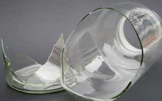 Чем склеить стекло