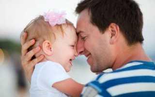 Как оставить ребенка с отцом при разводе