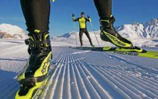 Как правильно установить крепления на лыжи