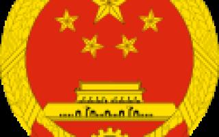 Кто является главой Китая