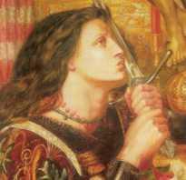 Почему сожгли Жанну д'Арк