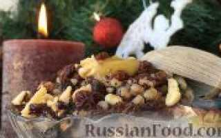 Как варить кутью из пшеницы на рождество