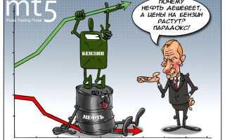 Как из нефти делают бензин