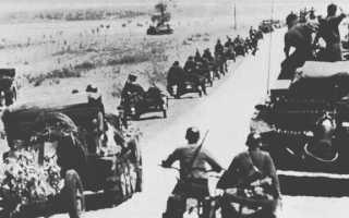 как началась великая отечественная война