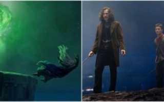 Кто убил Дамблдора