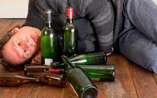 Сколько может длиться алкогольный запой