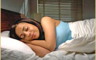Как нормализовать сон