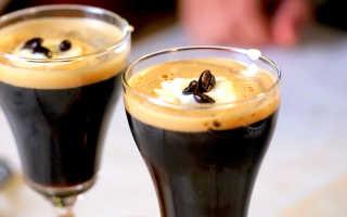 Пиво со вкусом кофе