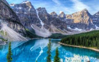 Какое самое большое озеро