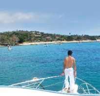 Какой океан на Бали