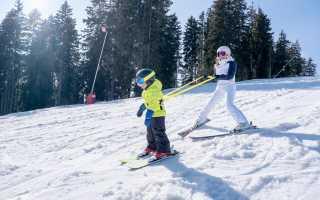 Как правильно одеться для катания на лыжах