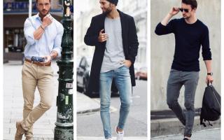 Как научиться стильно одеваться мужчине