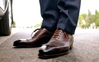 Какая обувь подойдет под голубой костюм