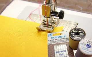 Как шить трикотаж на обычной швейной машине