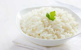 Сколько минут варить длиннозерный рис