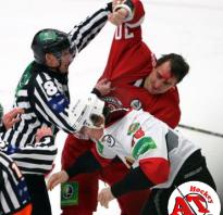 Зачем дерутся в хоккее