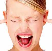 Как лечить шум в ушах