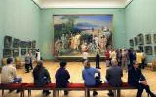 Как вести себя в музее