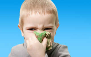 Заложен нос ребенку 3 года чем лечить