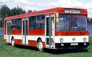 Сколько весит автобус